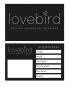 Mobile Preview: Lovebird Ohrstecker mit Brillant 0,10 ct. Gold 585/000