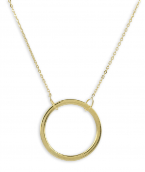 Collier Circle of Life Echt Gold 333/000