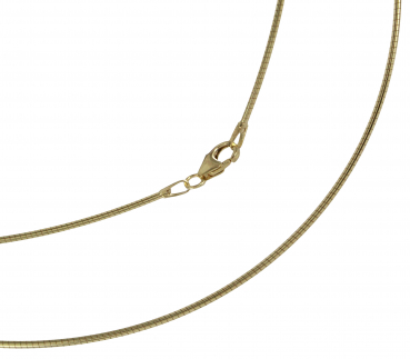 Omega-Collier 1,2mm - Gold 333/000