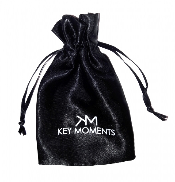 Key Moments Armreif PU-Leder  LIVE - LOVE - LAUGH