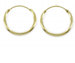 Creolen 15 mm - Gold 333/000