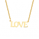 Collier Love Gold 585/000