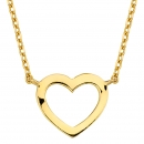 Collier Herz Gold 585/000