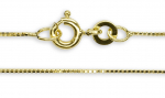 Venezianerkette 0,6mm - Gold 333/000