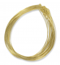 Omega-Collier 1,2mm - Goldplattiert 5/000