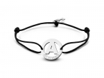 Key Moments Buchstaben-Armband A